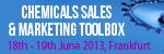 Chemical Sales & Marketing Toolbox